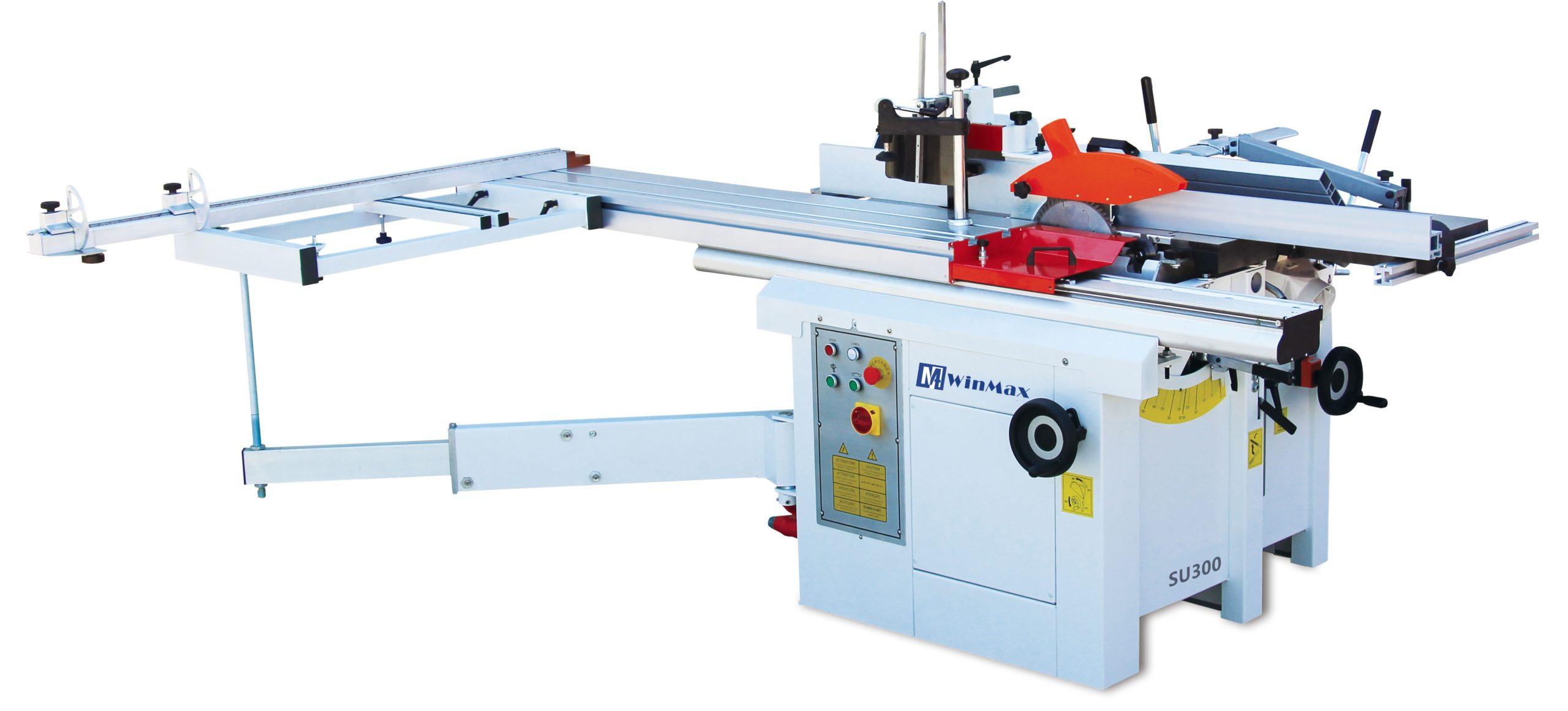 Make a woodworking machine with Winamx